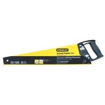 "Stanley Hand Tools, 15-775, 20"" 8 TPI General Purpose Panel HandSaw Hand Saw"