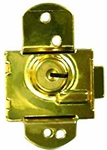 Kaba Ilco, 1650-04-11 1650, Mail Box Lock Long Ear, Letter Box Lock Square