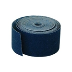 "WAL-RICH, 1835000, 1-1/2"" x 5 Yard Plumbers Blue Waterproof Emery Cloth, 120 Grit"