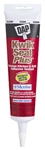 Dap, 18546, Kwik Seal Plus, 5.5 OZ, Clear, Kitchen & Bath Microban Caulk