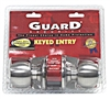 Guard, 1994S, Keyed Entry, Ball Knob, Heavy Duty Commercial Grade, Lock Set, Lockset, Stainless Steel US32D