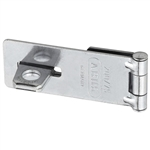 "Abus 200/75C Steel 3"" Hasp For A Padlock (Lock Sold Separately)"