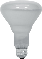 GE Lighting, 20330, 45-Watt, 425-Lumen, R30, Miser Reflector Flood Light Bulb, Soft White