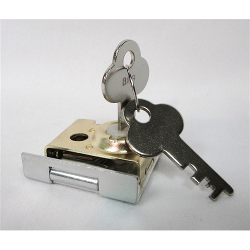 bommer 25389 mail box lock old style letter box lock square 921