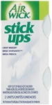 Airwick, 2660074735, Crisp Breeze Stick Ups Air Freshener (Set of 2)