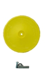 "Master Mechanic, 285791, 6"", Universal Backer Pad, For Stick on And Screw on Discs"