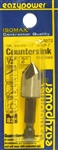 "Eazypower Corp, 30072, 1/2"" Countersink, 1/4"" Shank"