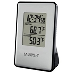 La Crosse Technology, 308-1910, Wireless Temperature Station, Indoor & Outdoor