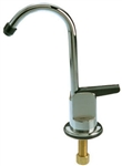 "Homewerks Worldwide, 3310-160-CH-B-Z, Polished Chrome, Drinking Water Faucet, 1/4"" & 3/8"" Compression"