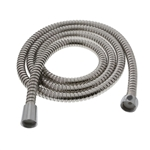 "Aqua Plumb 3365060 Stainless Steel 59"" Shower Sensations Shower Hose"