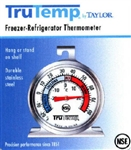 TruTemp 3507 Freezer-Refrigerator Dial Thermometer