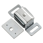 Tuff Stuff, 39900BK, Double Magnetic Catch With Metal Housing