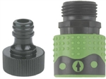 Green Thumb, 39QCGT, Poly, Quick Connector Faucet Connector Set