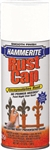 Hammerite Rust cap, 42260, 12 OZ, White Smooth Finish, High Gloss Spray Paint