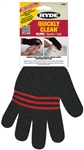 Hyde 44250 Black Quickly Clean Hand and Tool Cleaning Glove