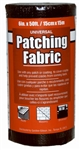 "Gardner Gibson, 4502-GA, 6"" x 50', Black Universal Patching FBG Fabric, Roof Seal Tape"