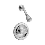 Master Plumber, Peerless, 452755, Single Knob Shower Only Faucet Valve