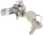 Em-D-Kay 4710 Mail Box Bommer Lock With Left Side Cam A Clip And NA14 Keyway