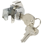 Em-D-Kay 4713 Mail Box Auth Lock With Clip And NA14 Keyway