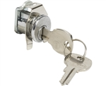 Em-D-Kay 4716 Mailbox S. H. Couch Lock With Clip That Turns Clockwise And NA14 Keyway