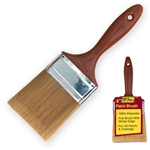 "Ivy Classic, 50012, 4"" Paint Brush, 100% Polyester, For all paints & coatings"