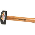 Tuff Stuff Professional Series, 52412, 3LB. Drilling Hammer, Hickory handle