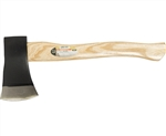 Tuff Stuff Professional Series, 52551, 1-1/2 Lb. Hatchet, Hand Axe, Hickory Wood Handle