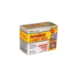 Amazing Goop - Eclectic, 5330031, 4 OZ, Super Mend Epoxy Paste, 2 Part Household Repair & Filler