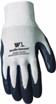 Wells Lamont, 546L, Large, Mens, Nitrile Coated Rubber, Knit Work Gloves