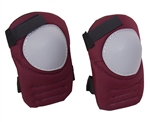 Tuff Stuff Professional Series, 59311, 1 Pair Poly Cap Swivel Fabric Knee Pads