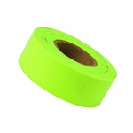 IRWIN, 65604, 150', Glo Lime, Flagging Tape, Bright Lime Weatherproof Poly Vinyl