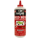 Black Jack 661 8oz Bed Bug Powder Insecticide, Kills Bedbugs And Crawling Insects Powder