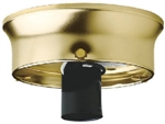 "Westinghouse, 70231, Brass, Glass Lampholder/Shade Holder Kit, With 4"" Fitter"
