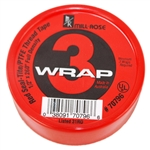 "MILL-ROSE 70796 1/2"" x 260"" 3-WRAP Red Waterline Teflon PTFE Thread Seal Tape"