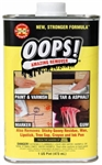 Oops! Dried Latex Paint Remover & All Purpose Cleaner 1 Pint