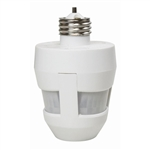 Bright Way, 74238, Screw In 360° Motion Activated Indoor Light Control