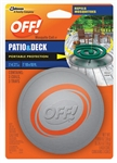 S C Johnson Wax, 75204, Off! New Mosquito Coil Starter, Country Fresh Scent