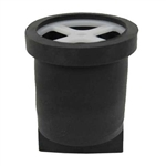 Rubber Vacuum Breaker Sleeve Fits Coyne Delany Replaces R427A and For Sloan Royal Ref.# V-651-A