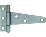 "Tuff Stuff 86253 Zinc Plated Standard Duty 3"" T-Hinges (1 Pair)"