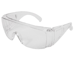 Tuff Stuff 90011 Clear Lens Safety Glasses