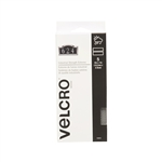 "Velcro USA 90800 5 Pack 1"" W x 4"" L Gray Velcro Extreme Strips, Extra Strength Fasteners"