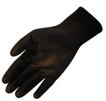 H.B. Smith Tools, 944, Large / Extra Large, Mens, Black, Durable Polyurethane Coated Palm Glove, Utility Glove