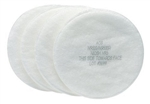 3M AO Safety 3M Tekk, 95191, 4 Pack, Replacement Filters for AO Safety 95190 Woodworker's Respirator
