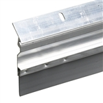 "Frost King, A56/36H, 36"", Silver, Automatic Aluminum & Vinyl Door Bottom"