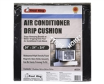 "Frost King, ACC24, Black, 24"" W x 24"" L x 3/4"" D, Plastic Air Conditioner Drip Cushion"
