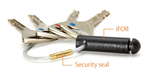 Medeco ASSA ABLOY 100149 iFob Compatible With EA-100117 T21 & Mul-T-Lock Traka21 Key Cabinet