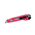 Allway Tools, Neon, 7 point (18mm) Breakaway Snap Off knife (1 Assorted Color Per Order)
