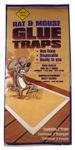 "Dead End, 2460, Rat & Mouse Glue Traps, 5"" x 11"", Non Toxic, 2 Traps"