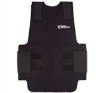 Exo Pro, BA131, Large / Extra Large, Black, Waterproof & Windproof Neoprene Cold Weather Body Armor Thermal Vest