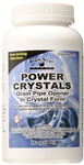 Black Swan 09175 Power Crystal Caustic Drain and Waste System Cleaner Opener Fast Acting Odorless